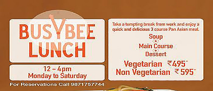 BusyBee Lunch